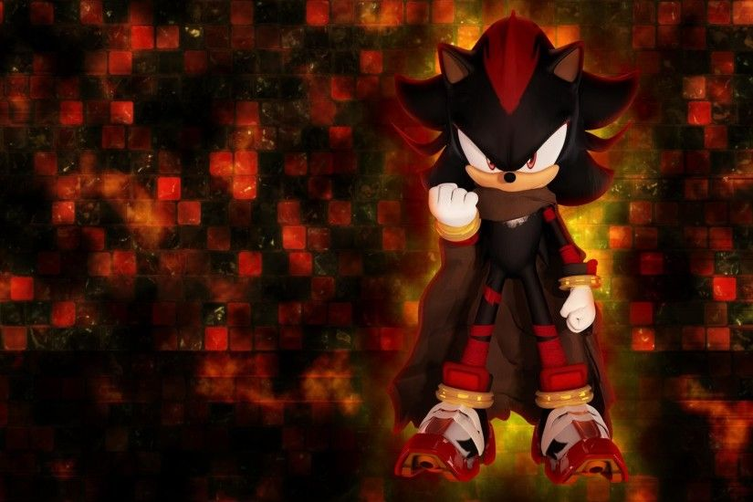 wallpaper.wiki-Free-Shadow-The-Hedgehog-Background-Download-