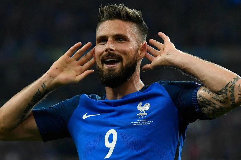 How Wenger can make Olivier Giroud world class - Thierry Henry