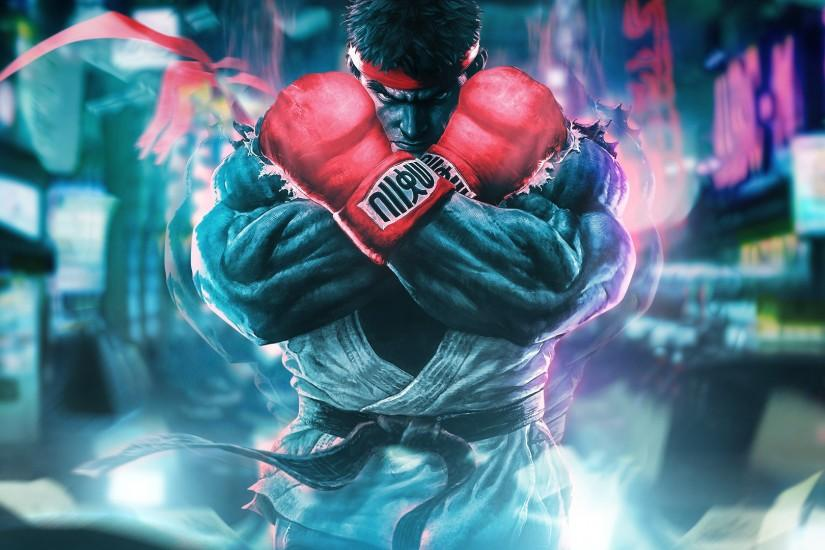 most popular street fighter wallpaper 3840x2160
