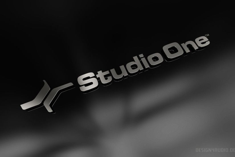 Studio One Version 2 unofficial Wallpapers: Silver