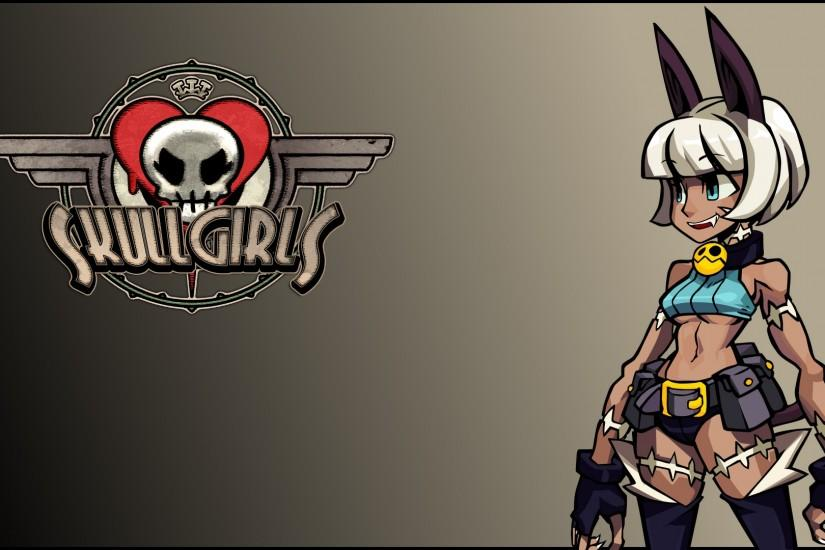 Skullgirls Ms Fortune Wallpaper by Redymare Skullgirls Ms Fortune Wallpaper  by Redymare