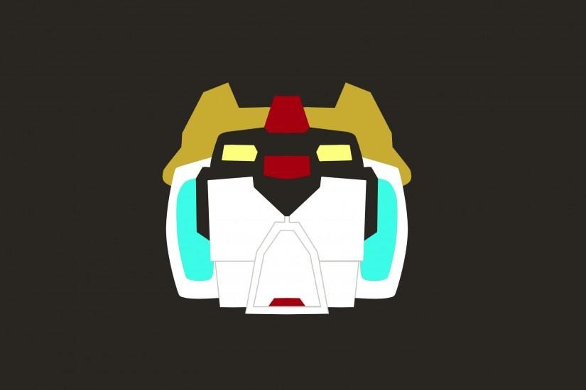 ... Black Lion Voltron minimalistic wallpaper by NiRaYt
