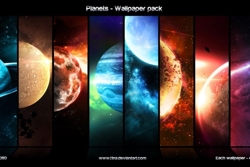 popular planets wallpaper 1920x1080 ipad pro