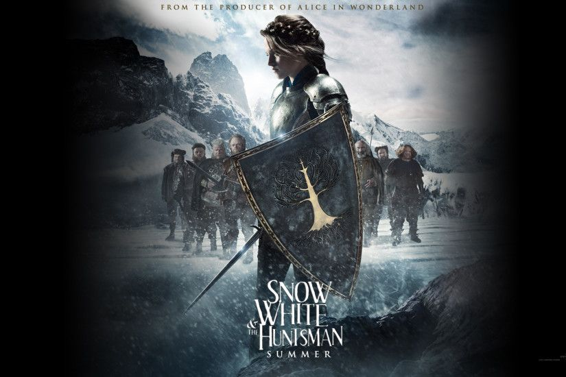 11 HD Snow White and The Huntsman Movie Wallpapers
