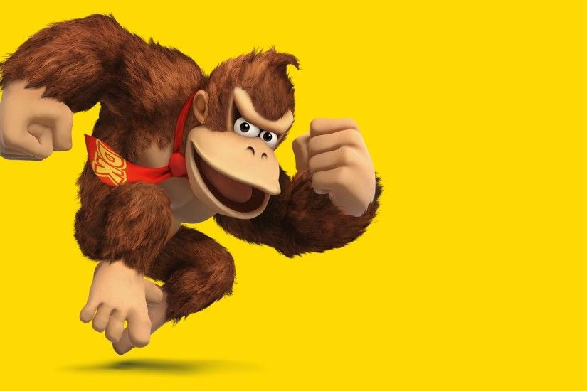 ... The Gallerie picture parts of Smash Wallpaper Donkey Kong, we present  have nice inspiring Wonderful