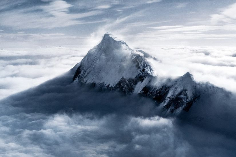Preview wallpaper everest, 2015, cross creek pictures 3840x2160
