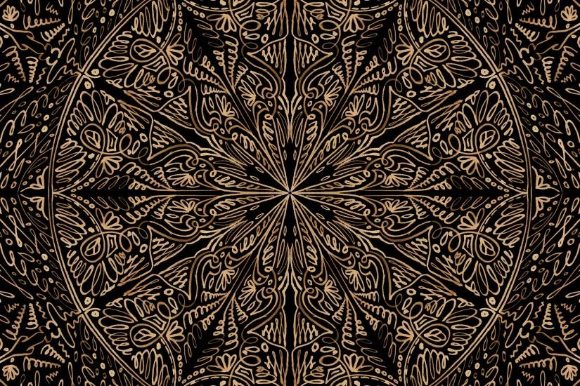 widescreen mandala wallpaper 1920x1080