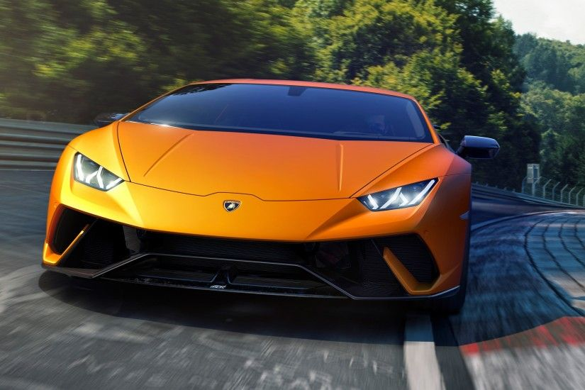 Description: Download Lamborghini Huracan Performante 4K 2017 Lamborghini  wallpaper ...