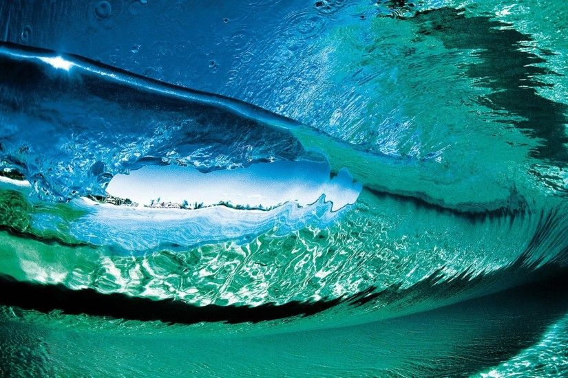 Cool Ocean Waves Wallpaper 16843
