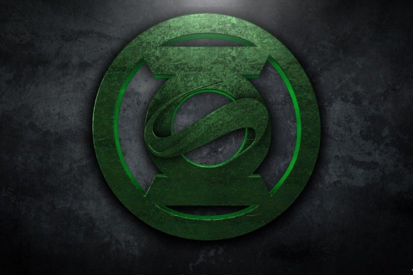 Green Lantern logo Wallpapers for Computer 218 - HD Wallpapers Site