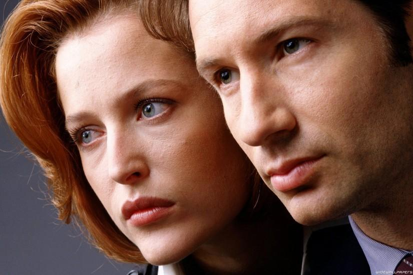 X-Files: Fight the Future movie desktop wallpapers