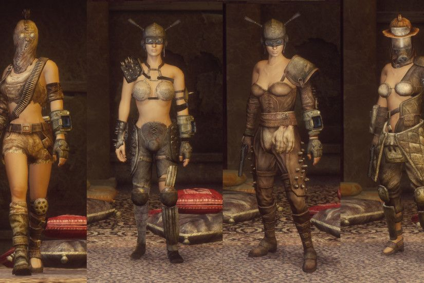 Wasteland clothing Hires retexture at Fallout New Vegas - mods and community