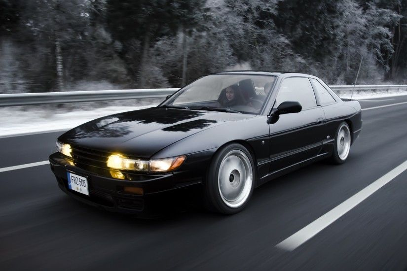 Nissan, Silvia, S13, Lithuania, Japan, JDM, Winter, Nature, Photography,  M82 Wallpapers HD / Desktop and Mobile Backgrounds