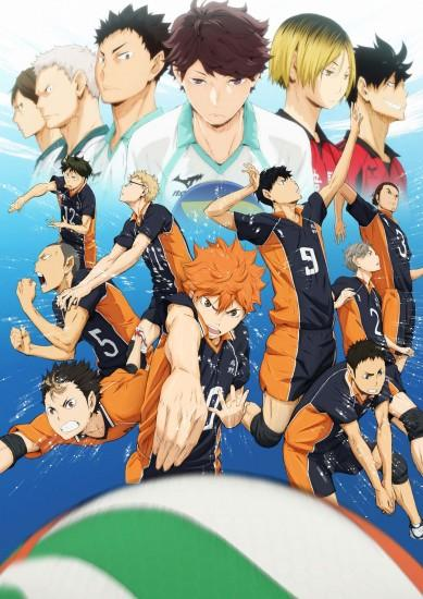 most popular haikyuu wallpaper 1500x2120 notebook