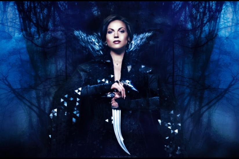Queen Regina - Once Upon A Time Wallpaper