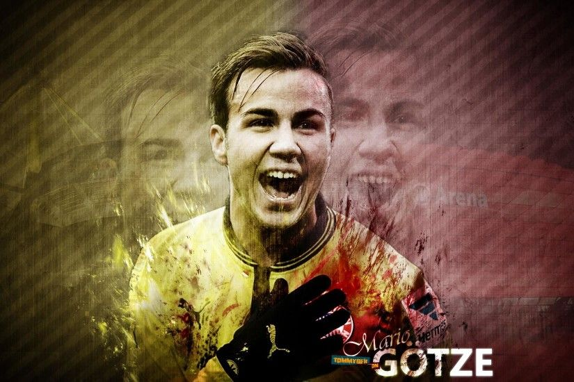 Mario Gotze Images (159363143) Free Download by Willian Trollinger