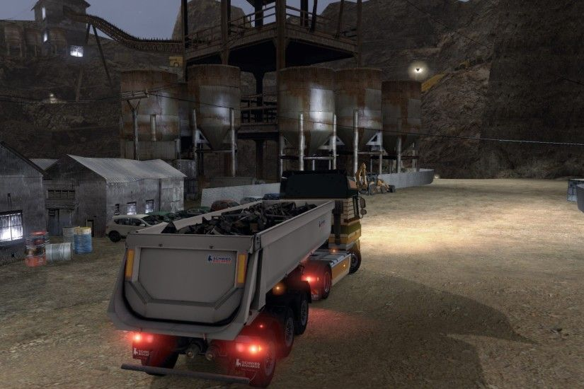 Euro Truck Simulator 2 Download / Telecharger