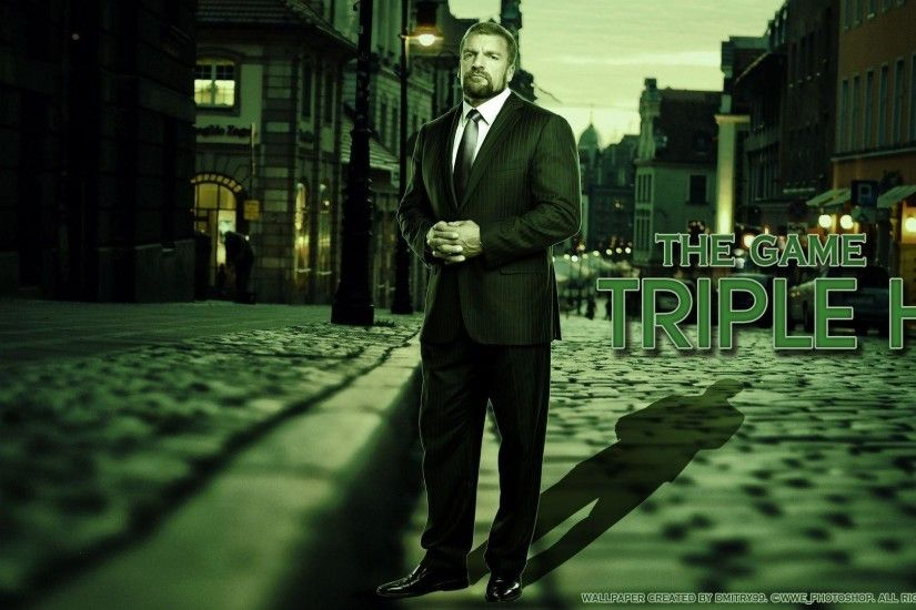 Triple H HD Wallpaper by dmitrykozin99 on DeviantArt