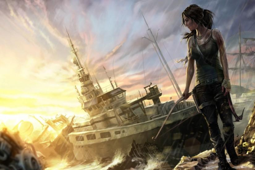 widescreen tomb raider wallpaper 1920x1080