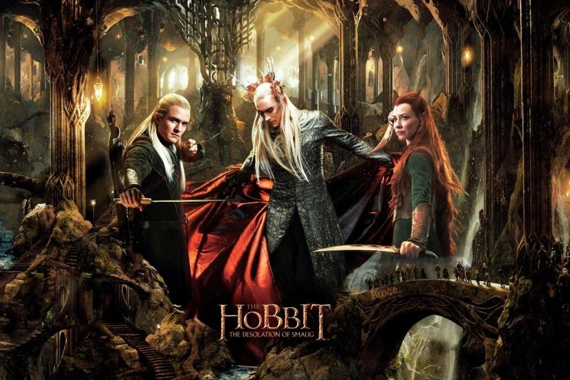 the hobbit: the desolation of smaug the hobbit: the desolation of smaug  legolas thranduil