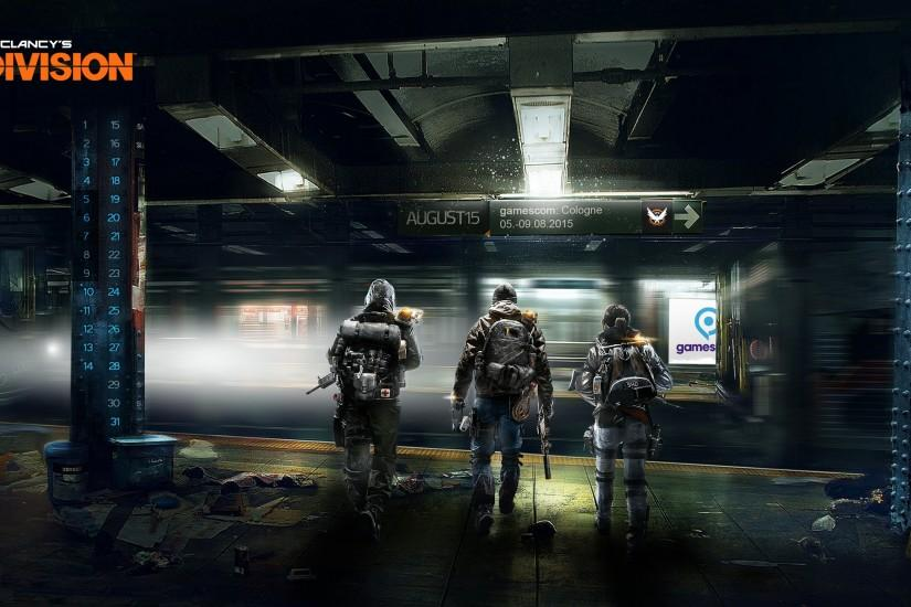 new the division wallpaper 2560x1440