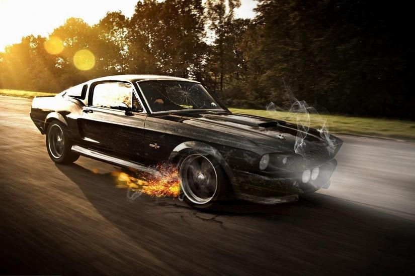 Mustang Wallpaper ·① Download Free High Resolution