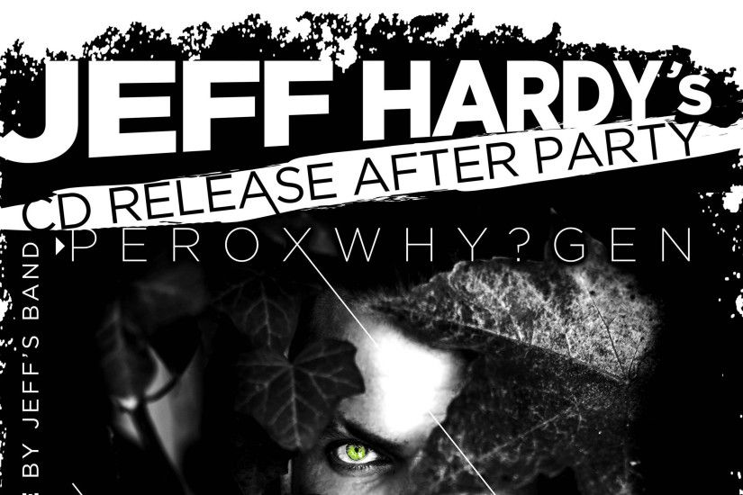 Jeff Hardy To Host A CD Release After Party