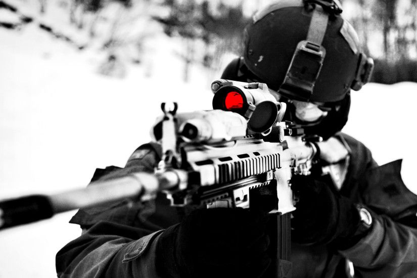 Full Tactical Weapons Kit HD Wallpaper | Download HD Wallpapers