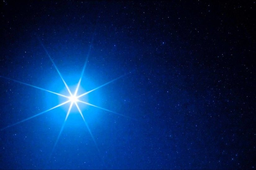 ... Shining Blue Star Wallpaper Images of Wallpaper Rays Shine Blue - #SC  ...