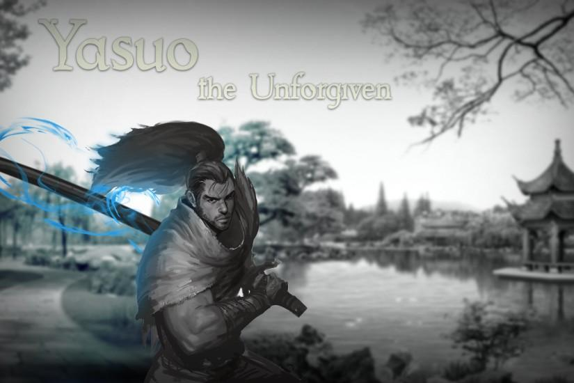 vertical yasuo wallpaper 1920x1080 for computer