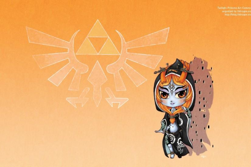 Legend Of Zelda Twilight Princess Midna wallpaper - 210115
