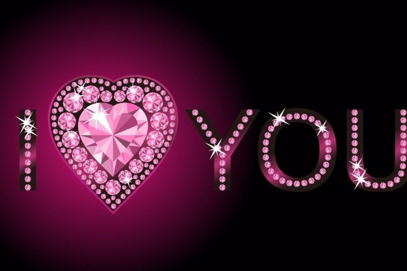 Cute Love Heart wallpaper HD Free Pink Heart Wallpapers 1920×1200 Wallpapers  Of Love Hearts