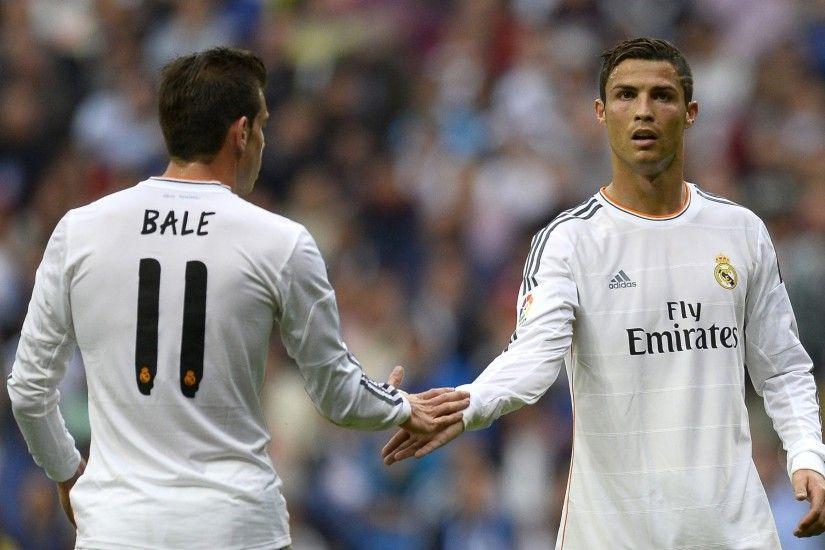 Gareth Bale And Cristiano Ronaldo Wallpaper 2015 7