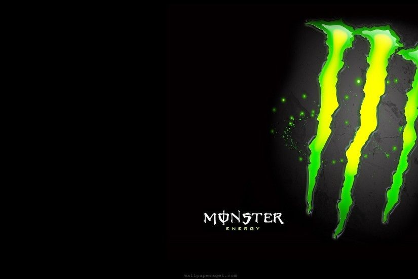 HDQ Cover Images Collection of Monster Energy Drink Logo: Tamaya Gallety