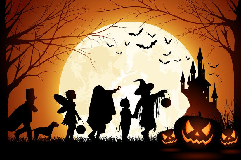 Halloween Background HD