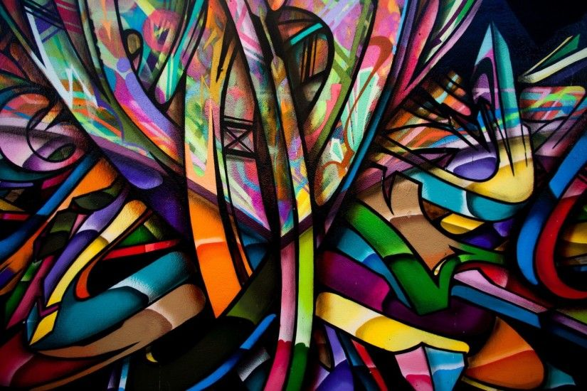 Graffiti Wallpaper Designs