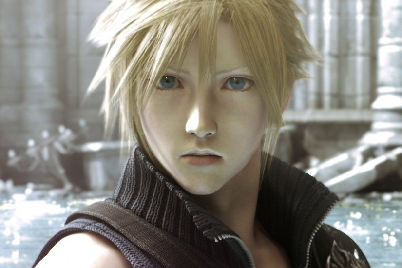 Cloud has a vision of his deceased friends Aerith and Zack Fair, who say  that his time to join them has not yet come. He then awakens in the church,  ...