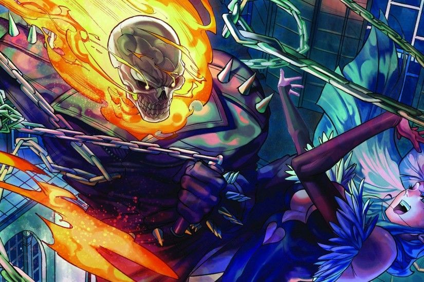 Vengeance is Coming – Ghost Rider Officially Joins Marvel vs Capcom Infinite