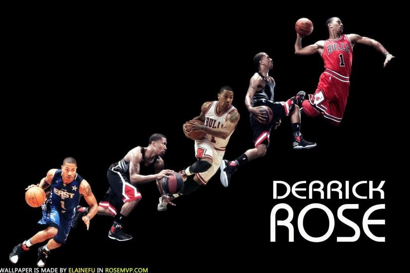Derek Rose Adidas Logo Derrick Wallpapers