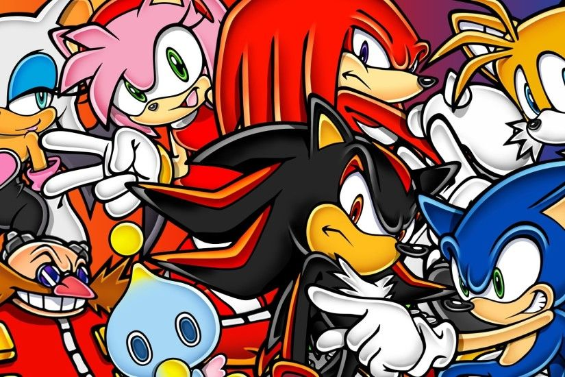 1920x1080 Sonic Adventure 2 game wallpaper