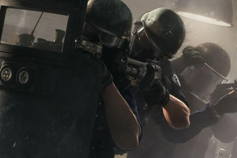 Rainbow Six: Siege, Tom Clancy, Video Games, SWAT Wallpaper HD