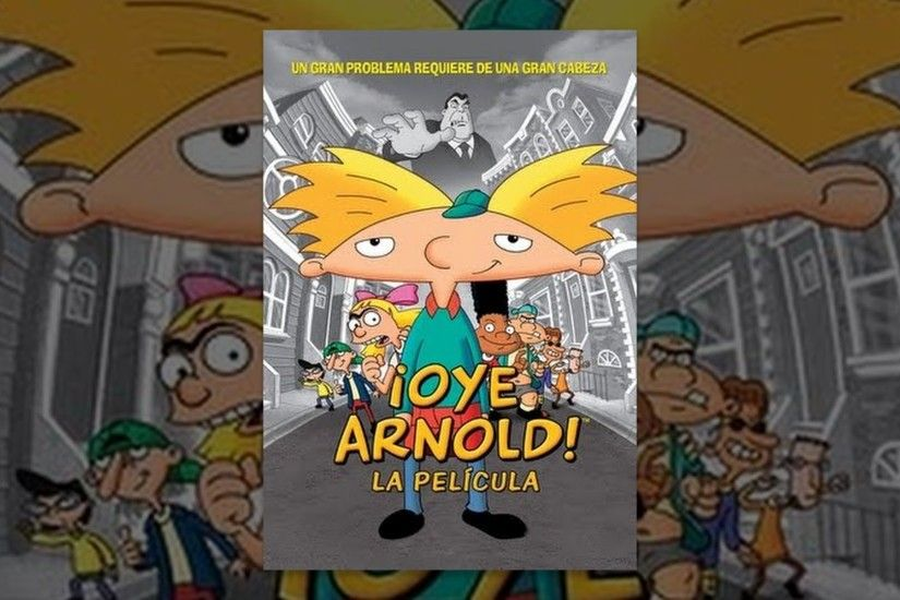 Hey Arnold! The Movie. maxresdefault.jpg