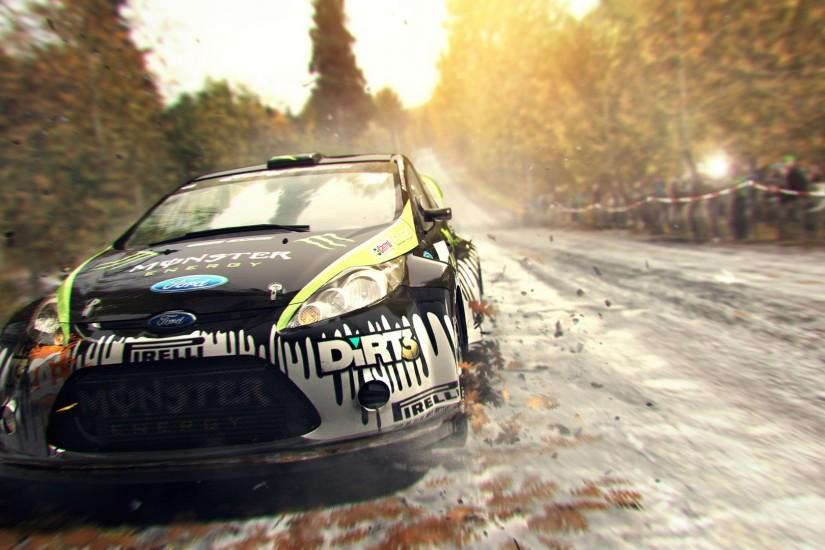 DiRT 3 2011 Game Wallpapers | HD Wallpapers