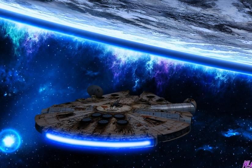 Millenium Falcon by WLN73 Millenium Falcon by WLN73 on deviantART
