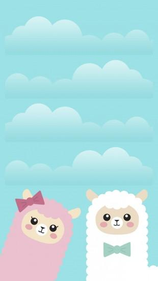 kawaii backgrounds 1280x2272 for android tablet