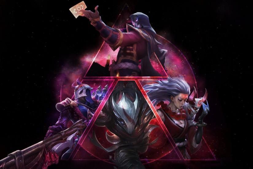 jhin wallpaper 1920x1080 for iphone