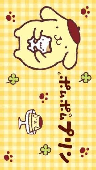 Iphone Wallpapers, Iphone Backgrounds. PompomPurin