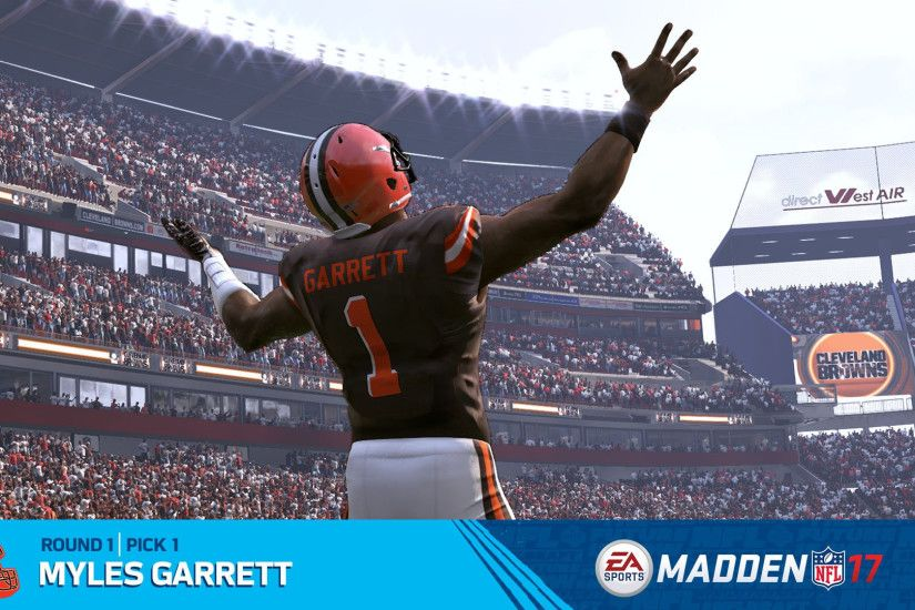 NFL Draft 2017: First-round picks have been added to 'Madden NFL 17' | NFL  | Sporting News