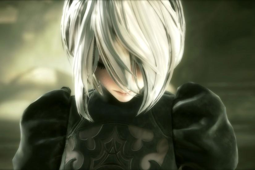 free nier automata wallpaper 3840x2160 tablet
