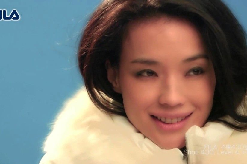 FILA - FW 2014 Catalog Shooting (Making Of) Shu Qi & Lee Min Ho